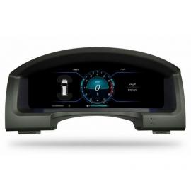 Электронная жк панель приборов для Toyota Land Cruiser 200