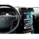 ШТАТНАЯ МАГНИТОЛА в стиле Tesla для Toyota Prado 150 (2018+)