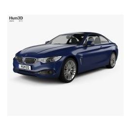 Тюнинг BMW F32 (БМВ Ф32) 2013-