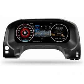 Электронная жк панель приборов для Toyota Land Cruiser Prado 150
