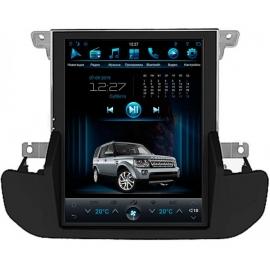 Штатная мультимедийная система в стиле Тесла для Land Rover Discovery IV