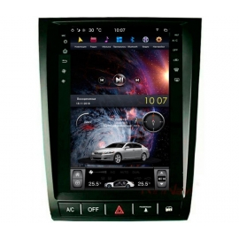 Штатная мультимедийная система в стиле Tesla на OS Android 8.0.1 для Lexus GS III