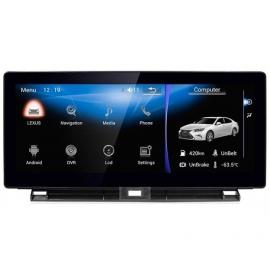Штатная мультимедийная система для Lexus NX200, NX300