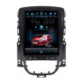 Штатная мультимедийная система в стиле Тесла для Opel Astra J