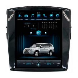 Штатное головное устройство для Mitsubishi Pajero IV