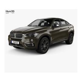 Тюнинг BMW X6 F16 (БМВ Х6 Ф16) 2014-