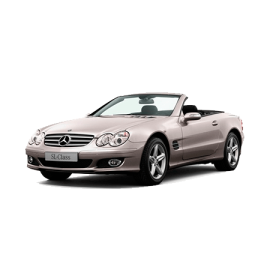 Тюнинг Mercedes SL R230  2001-2008